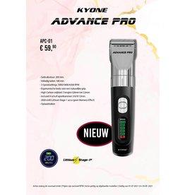 Kyone Kyone APC-01 Advance Pro Clipper 0.8-2.0mm