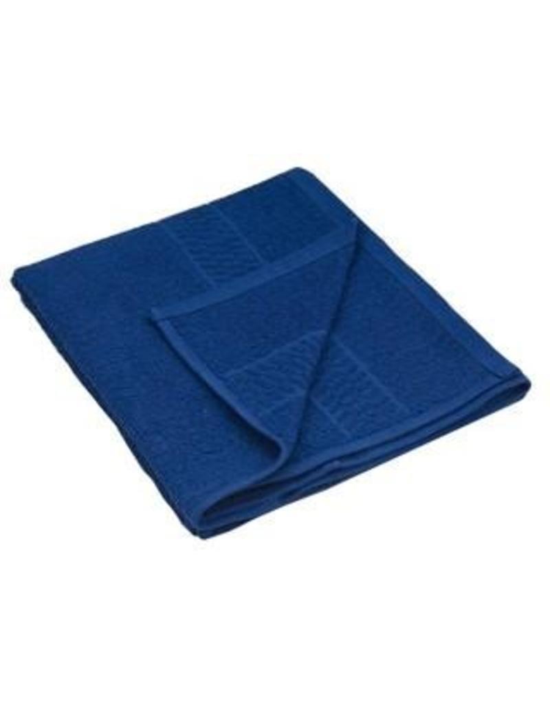 Sibel Bob Tuo Kappers Handdoek 50x85cm royalblauw