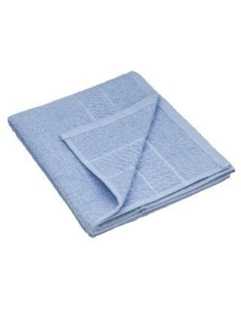 Sibel Bob Tuo Kappers Handdoek 50x85cm lichtblauw