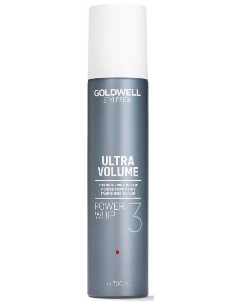 goldwell Goldwell  Power Whip Ultra Volume Mousse nr3  300ml