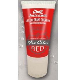 Hairgum Kleur Gel 30ml. tube Rood