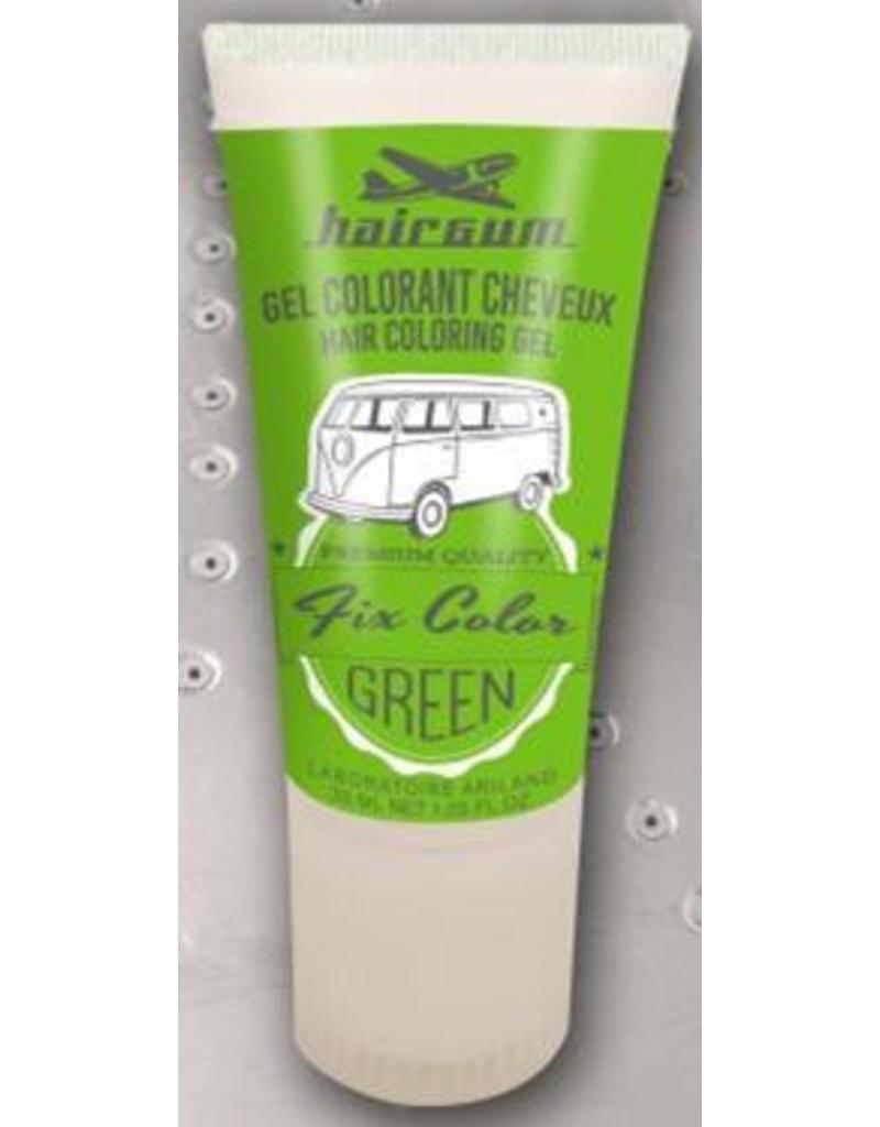 Fix Color Hairgum KleurGel 30ml tube Groen