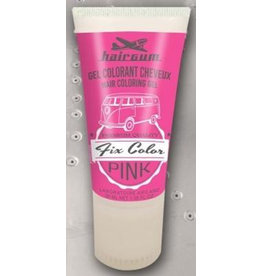 Fix Color Hairgum Kleur Gel 30ml. tube Roze