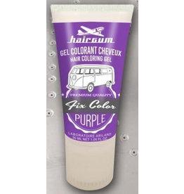 Hairgum Kleur Gel 30ml. tube Paars