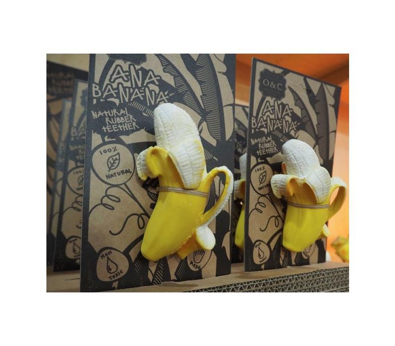 Oli & Carol Badespielzeug Banane