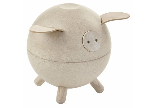 Plan Toys piggy bank blank