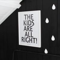 Mini Willa Plakat der Kinder 50x70cm