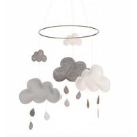 Konges Sløjd mobile cloud gray