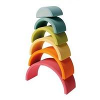 Grimms Toy-Medium Regenbogen Pastell