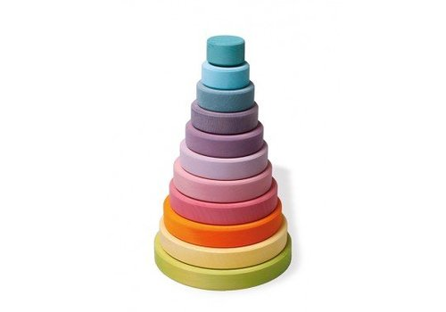 Grimms Toy Turm um Pastell
