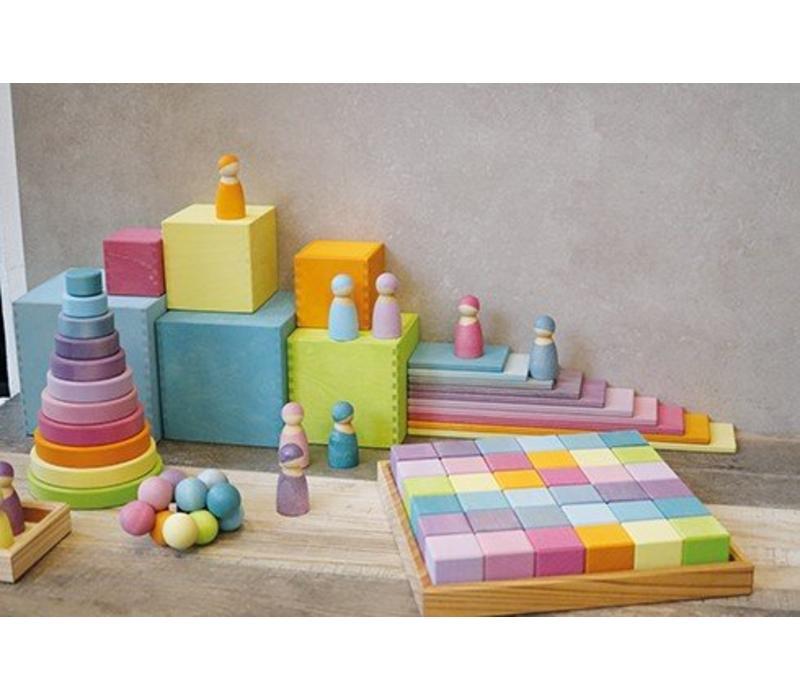 Grimms Toy Turm um Pastell