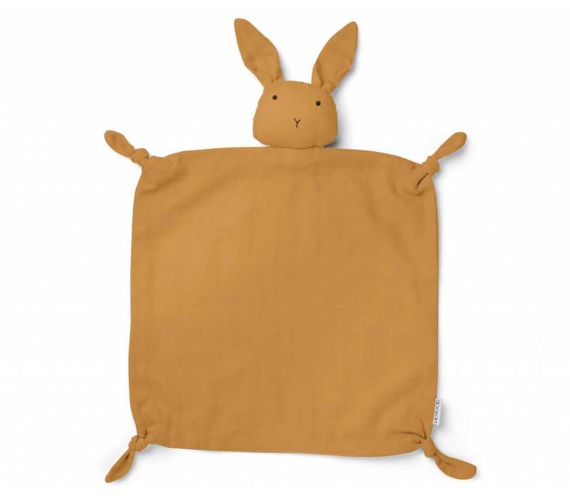 Liewood cuddly rabbit mustard