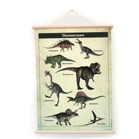 Little & Pure Talkboards Dino's 50 x 70