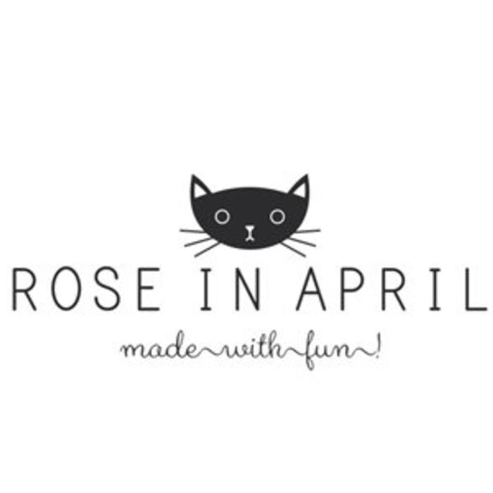 Rose im April