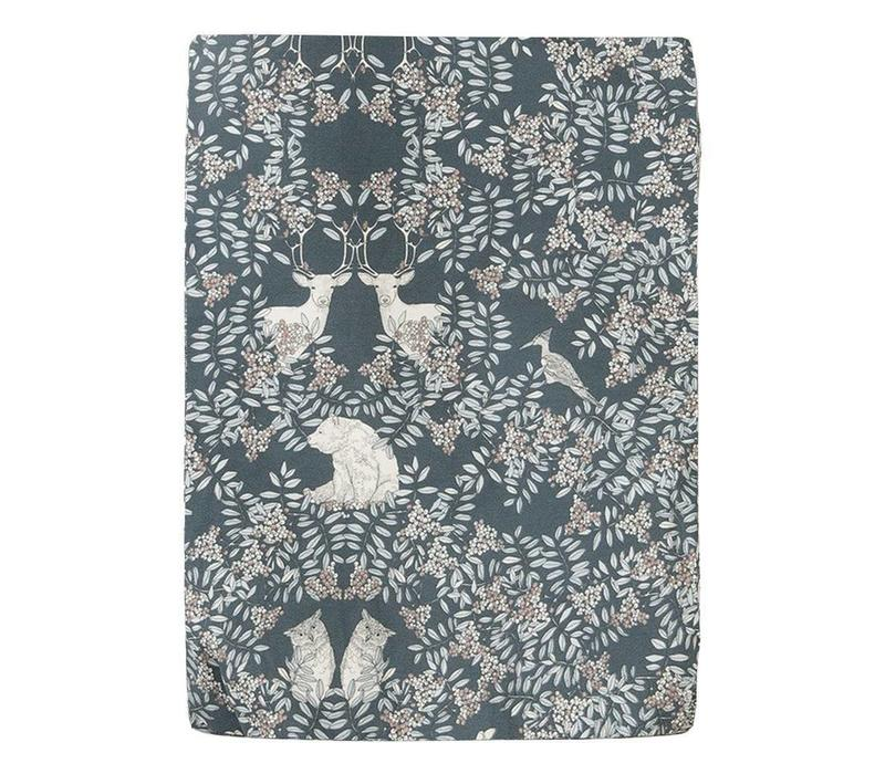 Garbo & Friends changing mat cover Fauna