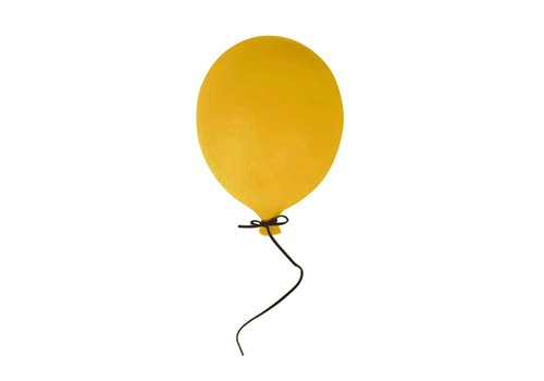 ByOn ballon oker small