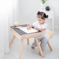 Plan Toys Children's Table with Chair