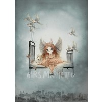 Mrs. Mighetto poster Miss Olivia 50x70