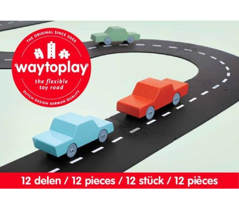 Way To Play Ringweg