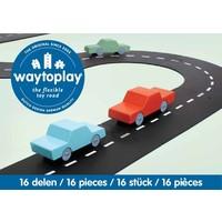 Way To Play Autoweg - 16 delig