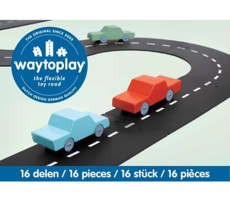 Way To Play Autobahn - 16 Teile