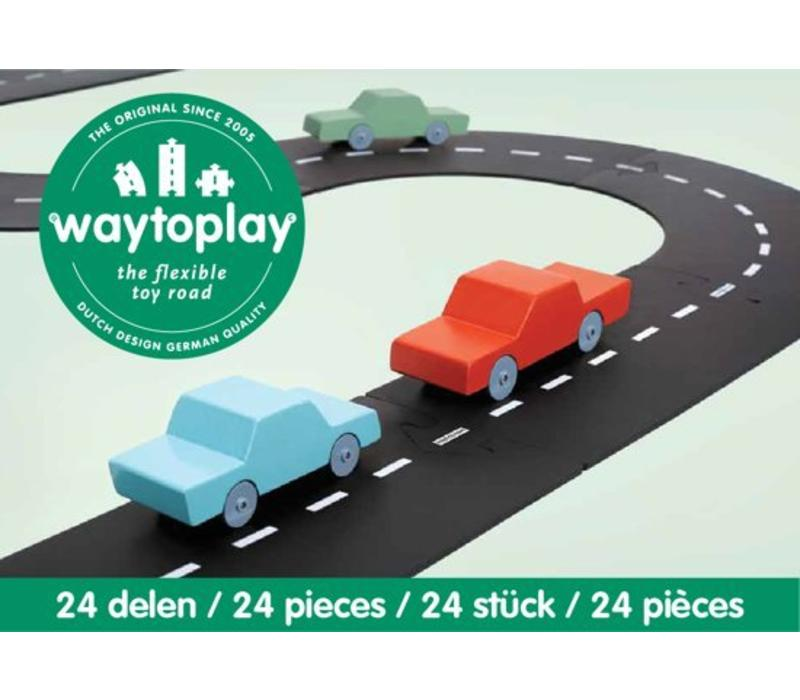 Way To Play Highway - 24 parts