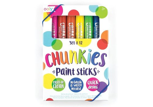 Ooly Chunkies paint crayons