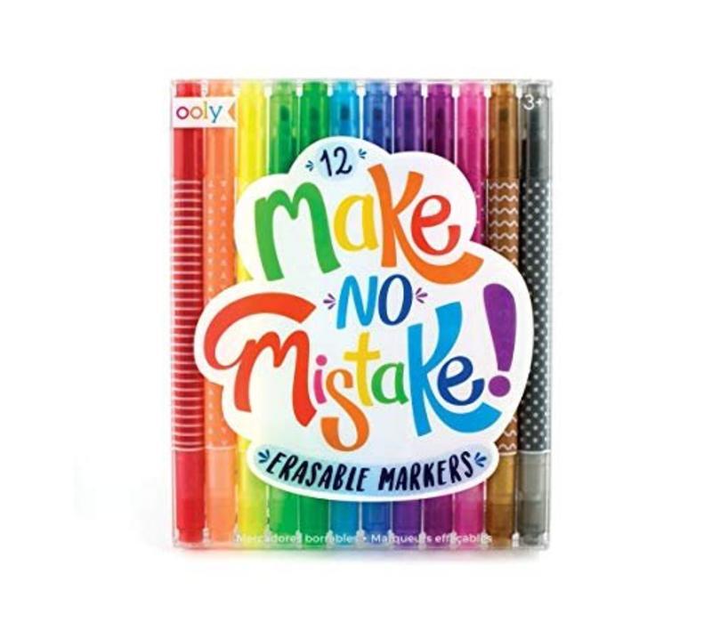 Ooly Make No Mistake stiften