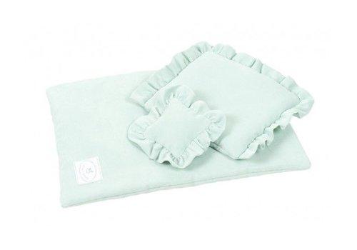 Cotton & Sweets Puppen Duvet Weiß - Copy - Copy