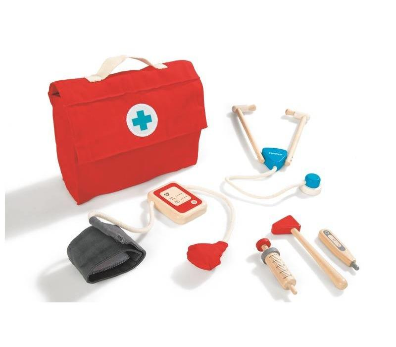 Plan Toys doctor's suitcase