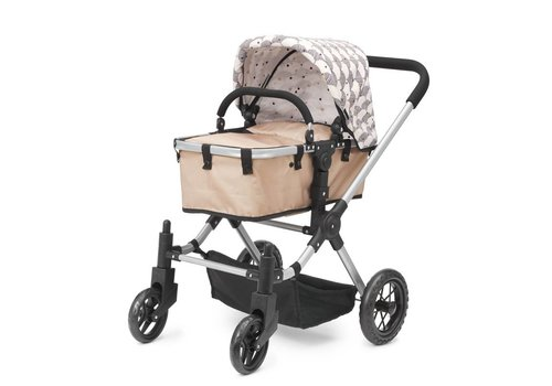 Skrållan doll pram 3 in 1