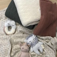 Konges Sløjd mini unicorn rattle Rose Fawn