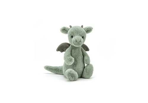 Jellycat plush bashful dragon small