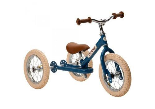 Trybike Stahlweinleseblau Dreirad
