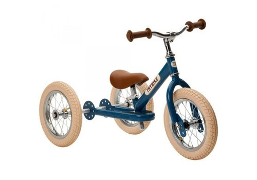 Trybike steel vintage blue tricycle