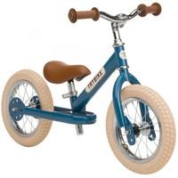 Trybike steel vintage blue tricycle