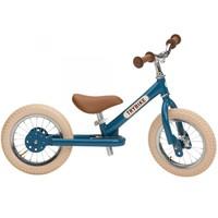 Trybike steel vintage blue driewieler