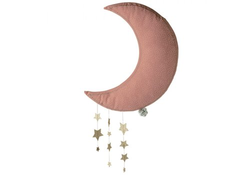 Picca LouLou moon pink with stars