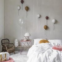 ByOn balloon dusty red small