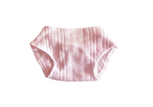 Minikane-Unterhose in zartem Rosa