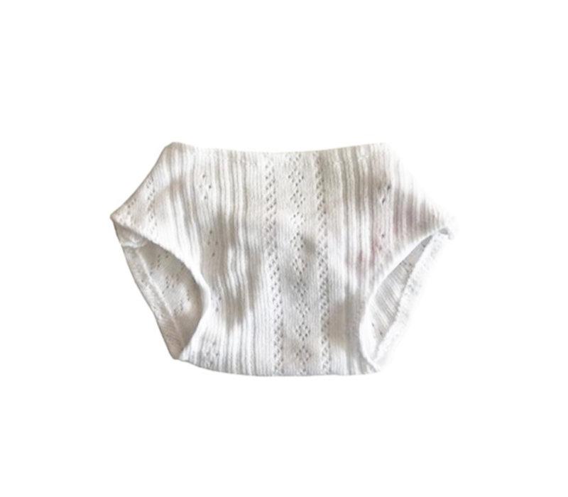 Minikane onderbroekje wit