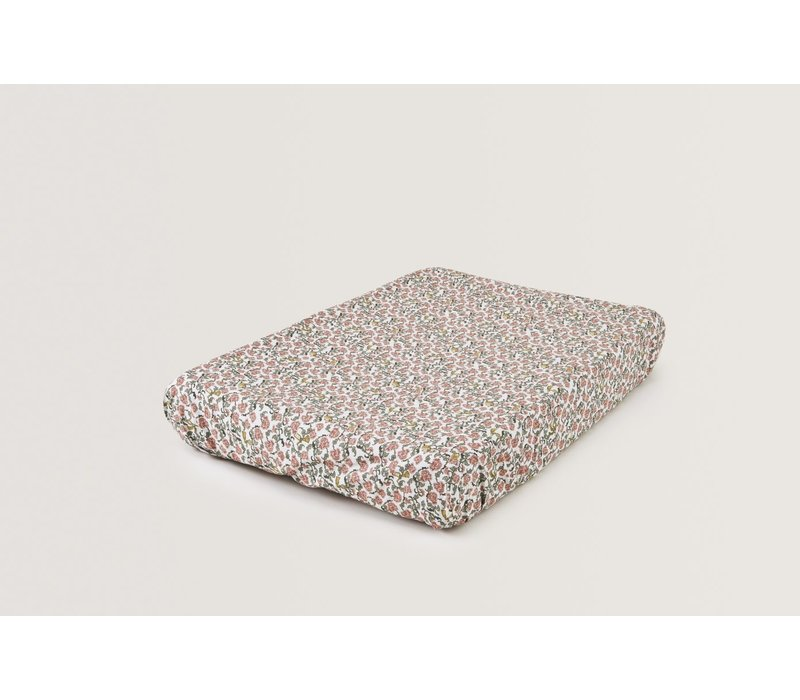 Garbo & Friends changing mat cover Floral Vine