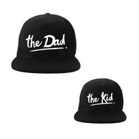 VanPauline cap Twinning The Dad