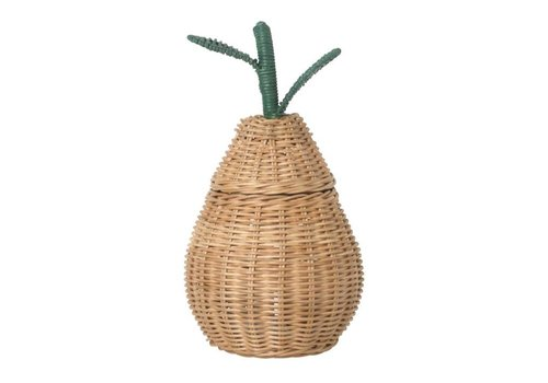 Ferm Living storage basket Pear small