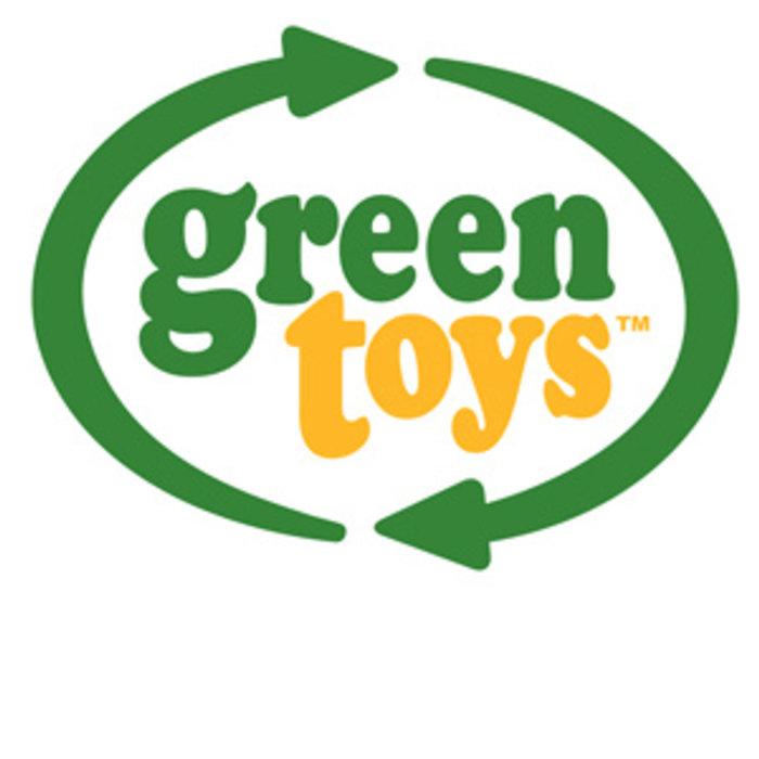 Grünes Spielzeug