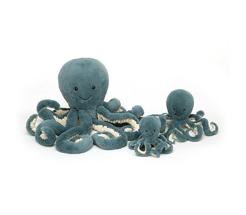 Jellycat Hug Storm kleine Krake