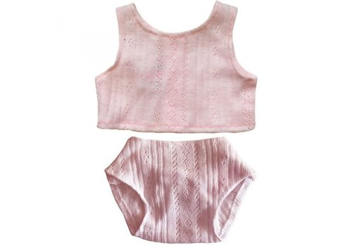 Minikane ondergoed roze