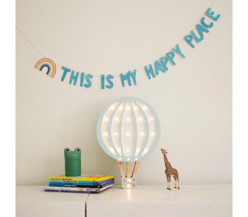 Kleine Lichter Lampe Fly Baloon