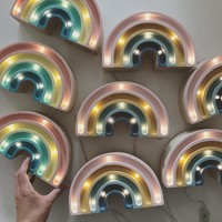 Little Lights lamp Rainbow Retro mini