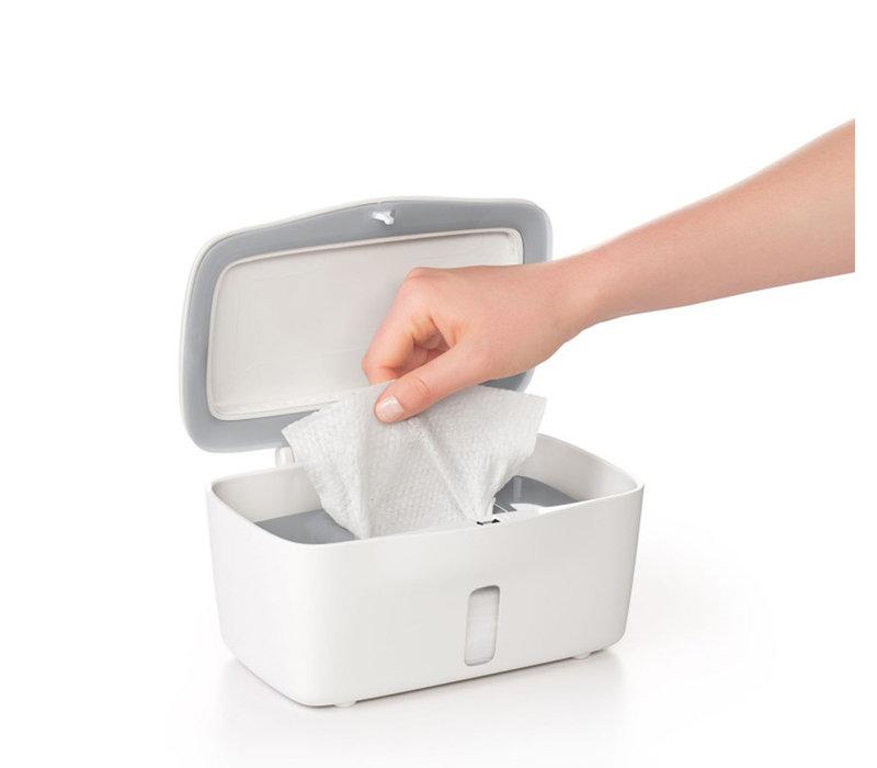 Oxo Tot Baby Tücher Box grau